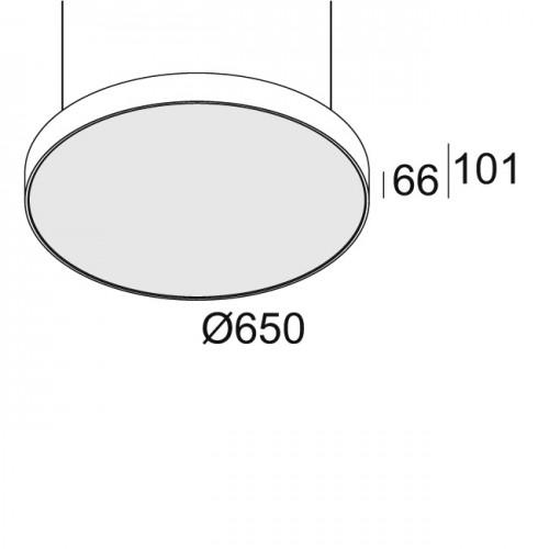 Supernova Flat Pendel Stockholm Lighting Company Ab
